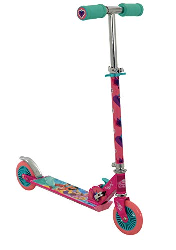 Disney Princess M14382-01 Inline Scooter, Purple Best Price and Cheapest