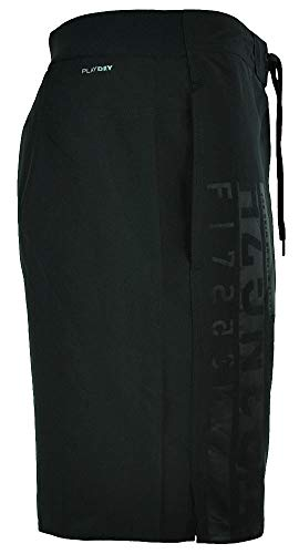 Reebok-OS-LTWT-1-Short-Crossfit-Mens-PlayDry-Function-Shorts-Black