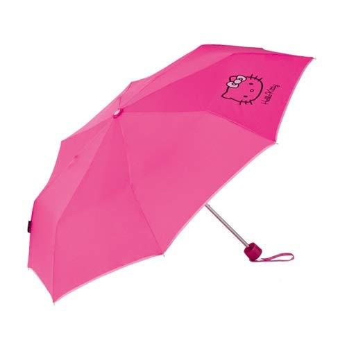Paraguas Hello Kity automático.