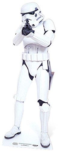 rs - Stormtrooper Pappaufsteller Standy - ca 183 cm ()