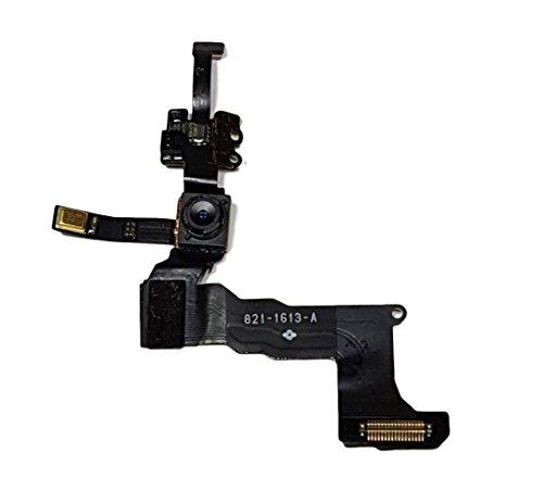 Smartex Komplett Frontkamera Ersatz kompatibel mit iPhone 5S - Vordere Kamera mit Lichtsensor, Mikrofon Kable, Proximity Sensor, Flex Kable