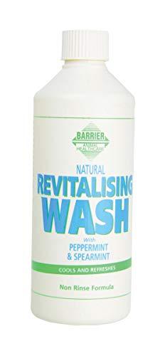 Barrier Revitalising Wash Shampoo for Horses (Bottle Size: 500ml)
