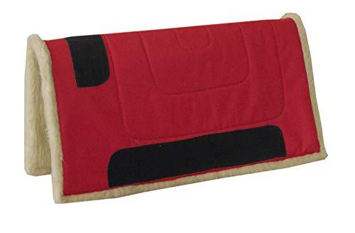 AMKA Westernpad Colour, Rot, 067/92