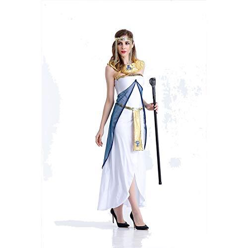 NCTM Kostüme griechische Göttin Cosplay Style für Frauen Dance Party Performance (größe : XL) (Baby Kostüm Griechische Göttin)