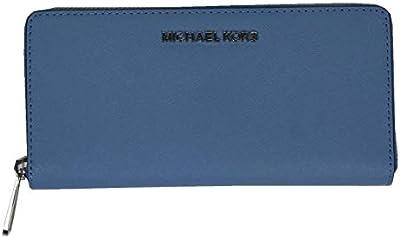 Michael Kors - Monedero, Color Azul