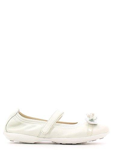 Geox Mädchen Jr Jodie A Schuhe mit Riemchen Beige