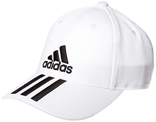 adidas Six-Panel Classic 3-Stripes Casquette Mixte Enfant,...