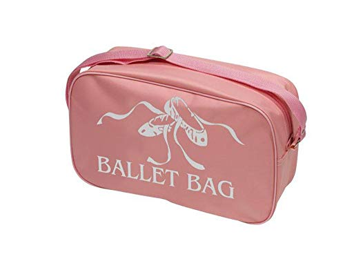 Tappers Pointers &Sac à bandoulière sac-Rose ballerine