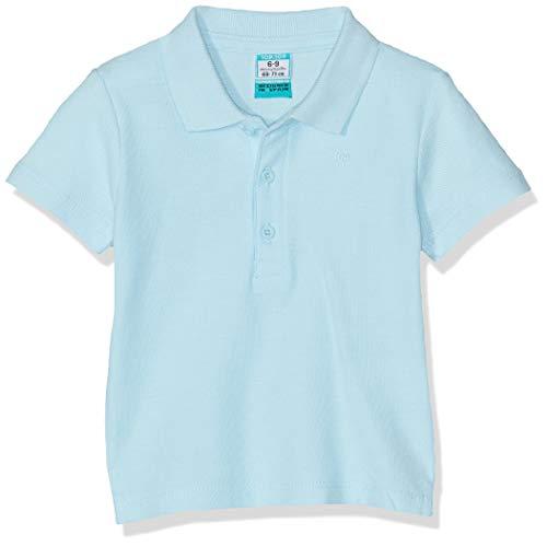 Top Top Baby-Jungen  crokanti Poloshirt Weiß (Blanco 1) 74 (Herstellergröße: 9-12)