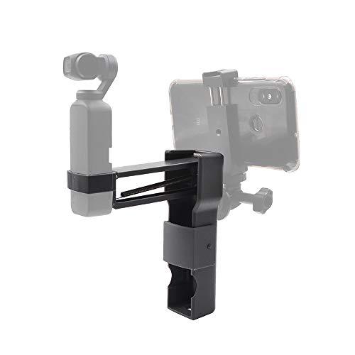 Goolsky Handheld Z-Achse Gimbal Stabilizer Kamerahalter & Store 2 IN 1 für DJI OSMO Pocket Kamera