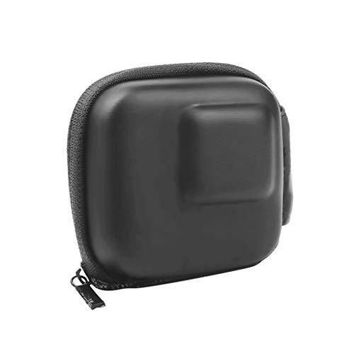 FBGood Harte Mini Kamera Handtasche, Tragbare wasserdichte Zubehör Carry Case Lagerung Tasche Outdoor Reise Langlebig Aufbewahrungsbox Tragetasche für DJI OSMO Action Kamera - Tragetasche Gopro Großes