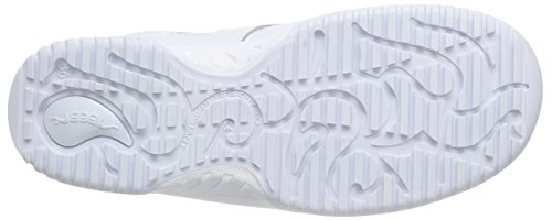 Proteq Sicherheitsschuhe uni6 1720 Halbschuh   S1  Stahlkappe, Chaussures de sécurité mixte adulte Blanc
