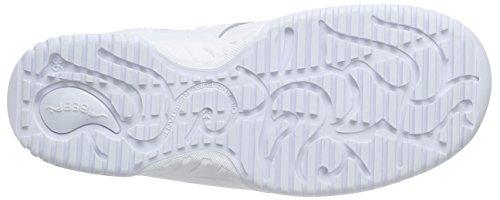 PROTEQSicherheitsschuhe uni6 1720 Halbschuh   S1  Stahlkappe - Scarpe Antinfortunistiche Unisex – Adulto Bianco (Bianco)