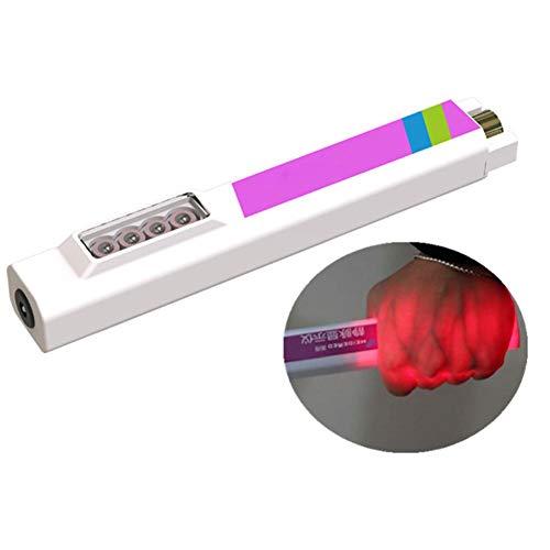 SHKY Hand-Venen-Detektor-Infrarotvenen-Sucher, Handaufladbarer Vaskular-Anzeigeinstrument-Projektor, für ältere Kinder Einfach, subkutanes Venen-Gerät zu Finden