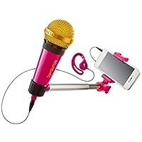 IMC Toys - Selfie Mic, Selfie Stick Mikrofon