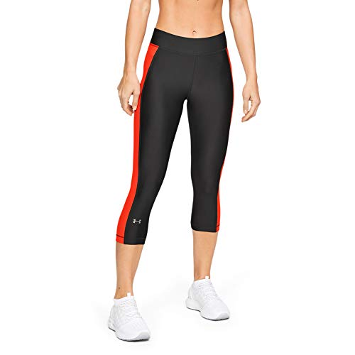 31uwWmBqYyL. SS500  - Under Armour Women's Hg Armour Capri Yoga Pants Three Quarter Leggings Made from Ultralight Fabric, Fast-Drying Workout…