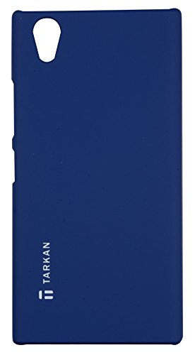 Tarkan Royal Rubberized Slim Smooth Rigid PC Back Case Cover For Lenovo P70 (Imperial Blue)