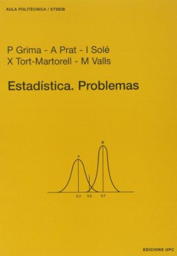 El libro contiene una colección de problemas resueltos y tiene como objetivo servir de ayuda en el aprendizaje de ciertas metodologías y técnicas estadísticas. Los problemas de técnicas estadísticas. Los problemas se presentan agrupados en los temas ...