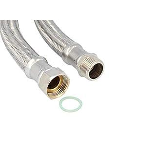 Heizungs- Anschlussschlauch Verbindungsschlauch 1