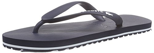 Lacoste Nosara Lcr Spm, Tongs Homme Multicolore - Mehrfarbig (DARKBLUE/WHITE 121)