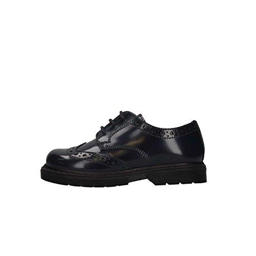 Florens Florens W712516S Pelle BLU French Shoes Kind Blau 24