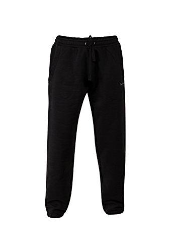 pierre-cardin-mens-leisure-wear-casual-bottoms-slim-fit-fleece-jog-pants-xl-black