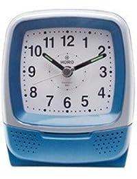 Horo Blue Crescendo Alarm Light & Snooze Alarm Clock 7.9x4.3x10cm