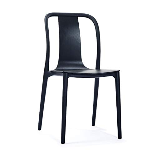 Huiqi Chair Moderner minimalistischer Esszimmerstuhl Lounge Chair Coffee Chair Esstisch Chair...