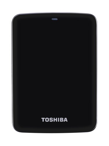 Toshiba Canvio Connect externe Festplatte 1 TB 6,4 cm (2,5 Zoll) USB 3.0 schwarz