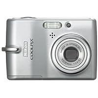 Nikon Coolpix L10 Digitalkamera (5 Megapixel, 3-fach opt. Zoom, 5,1 cm (2 Zoll) Display)