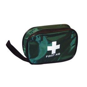 Kleine 1 Person, die Erste Hilfe Tasche in Grün