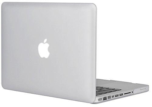 Topideal Coque de protection caoutchoutée effet givré pour MacBook Pro modèle A1278 13,3\\