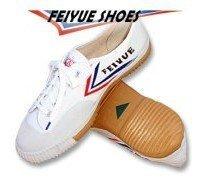 Feiyue Feiyue Top One, Scarpe da arti marziali uomo Bianco bianco, Bianco (bianco), 42