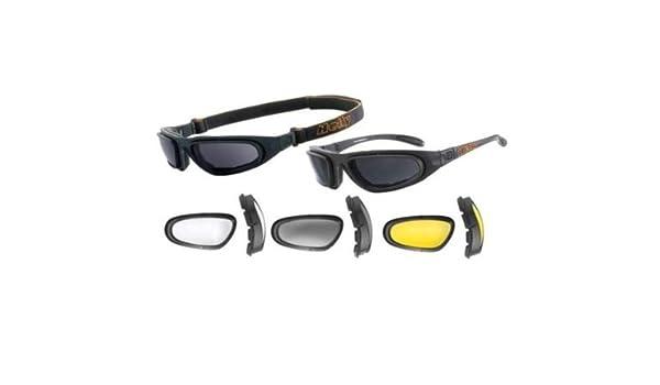 US-Version Helly Bikereyes eagle 1320 Biker-Brille Motorradbrille SonnenBrille
