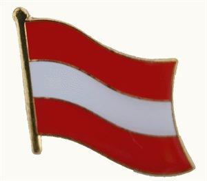 Yantec Flaggenpin Österreich Pin Flagge