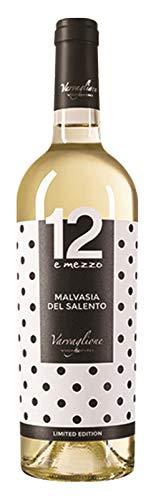 Varvaglione - Vino 12 e Mezzo - Malvasia del Salento Limited Edition - 2014-1 Bottiglia da 750 ml
