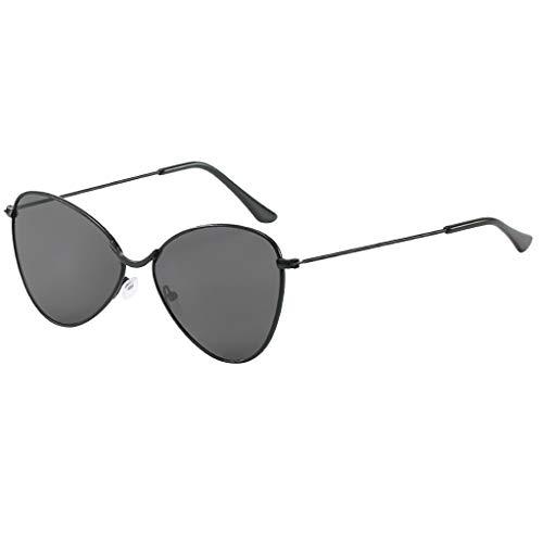 SuperSU Unisex Fahren Sonnenbrille Übergroße Sonnenbrillen Design Retro Brillen Mode Damenbrillen Herrenbrillen Sonnenbrillen Luxus Sonnenbrille Hipster UV-Schutz Sonnenbrille