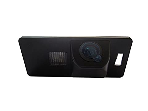 FUWAY CCD Color Car Back Up Rear View Reverse Parking Safety HD Camera for AUDI A1 A4 (B8) A5 S5 Q5 TT / PASSAT R36