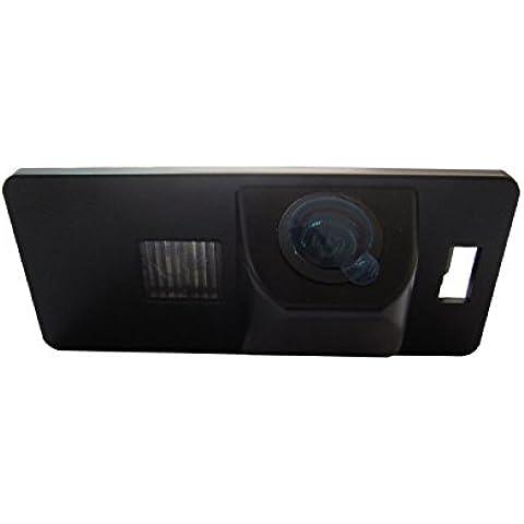 fuway colore CCD auto back up Rear View Reverse parcheggio Sicurezza telecamera HD per Audi A1A4(B8) A5S5Q5TT/Passat R365d