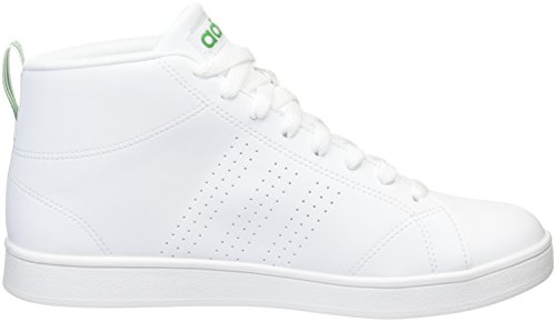 calzature Adidas Cl Bianco Vantaggio Scarpe Verde Adulti Fitness Metà Misti pavdwq0