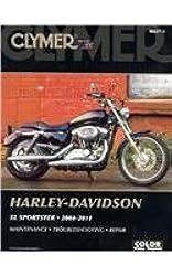 Harley-Davidson XL Sportster 2004-2011 (Clymer Motorcycle Repair)