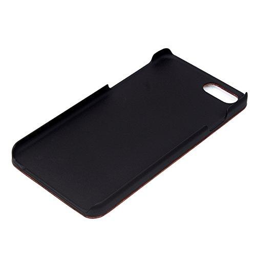 Phone case & Hülle Für IPhone 6 Plus / 6S Plus, Zusammenfassung geschnitzte Muster & Palisander Patch Schutzhülle ( SKU : S-IP6P-3617L ) S-IP6P-3617D