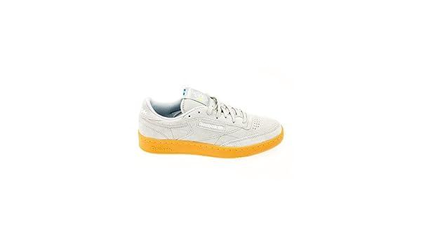 Reebok Shoe Club AQ9874 C 85 Indoor Gray: