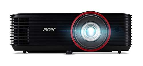 Acer Nitro G550 DLP Gaming-Projektor (Full HD, 1.920 x 1.080 Pixel, 2.200 ANSI Lumen, 10.000:1 Kontrast, 120 Hertz Projektion)