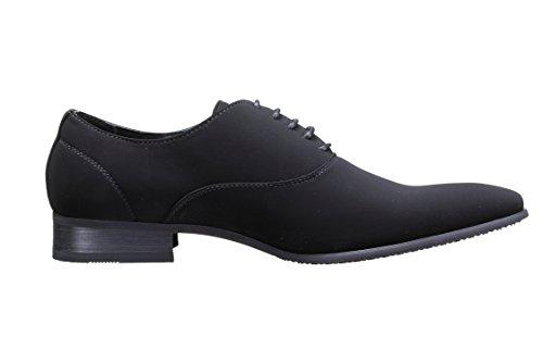 Reservoir Shoes - Chaussure Derbies Ted Black Lamy Noir