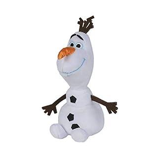 Peluche de Olaf de Frozen de Disney de Simba
