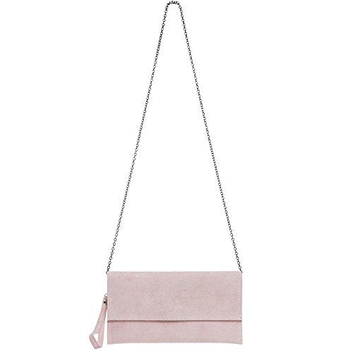 CASPAR Fashion, Poschette giorno donna (rosa)
