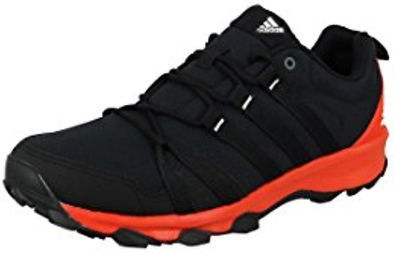 adidas Zapatillas de Trail Running de Sintético Hombre, Hombre, Negro, 41 1/3