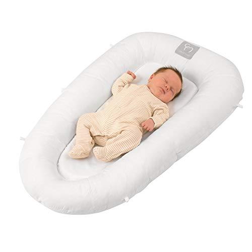 Clevamama - Reductor de Cama ClevaSleep - Nido para Bebés (0-6 meses)