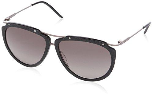 Jil Sander JS134S Sport Sonnenbrille, 1 Black